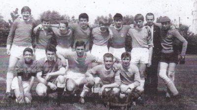 Les pionniers du FCV - 1967